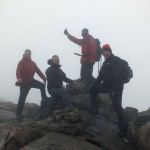 Youthless wrecks reach the summit