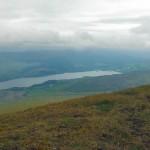Looking down over Loch Tay towards Killin